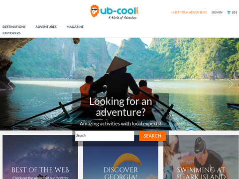 UB-COOL Adventure Tours