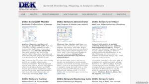 DEK Software International