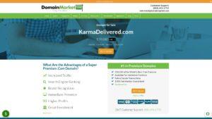 Karma Delivered