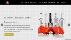 Liquor Bottles Bulk