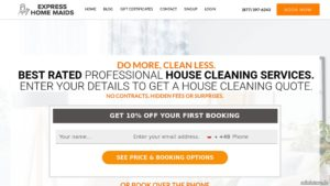 House Cleaning & Maid Service In Central Florida