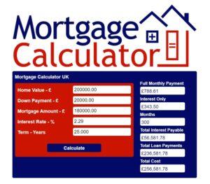 MortgageCalculator.uk
